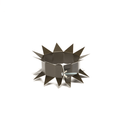 Antisalita pluviale in metallo Ø 100 mm