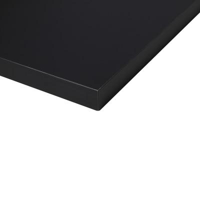 Piano cucina su misura Fenix NTM Indigo nero 2 cm
