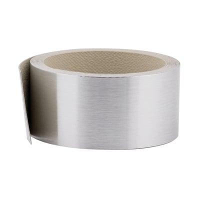 Bordo metallo alluminio L 300 cm