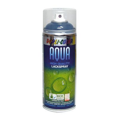Smalto spray Aqua grigio antracite RAL 7016 Lucido 350 ml