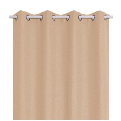 Tenda Cardiff beige 140 x 280 cm