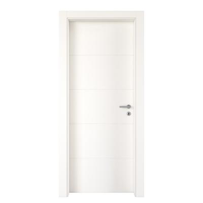 Porta da interno battente Prado Bianco 90 x H 210 cm sx
