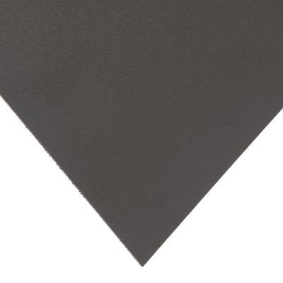 Pannello truciolare nero 3 x 800 x 1200 mm