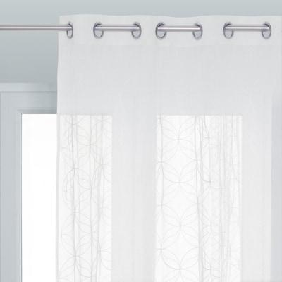 Tenda Abela bianco 140 x 280 cm