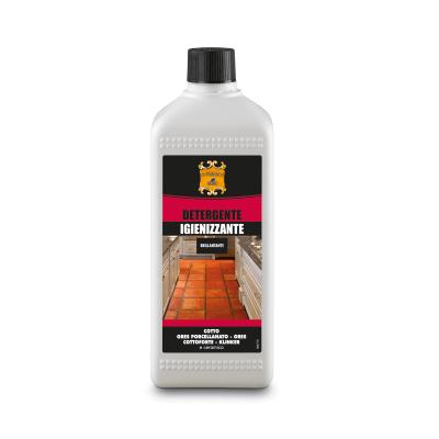 Detergente Gubra Pavimenti esterni e facciate in cotto 1 L