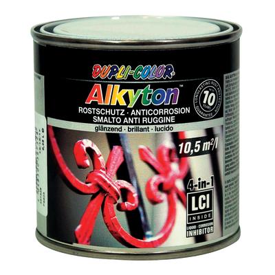 Smalto per ferro antiruggine Alkyton grigio RAL 7035 brillante 0,25 L