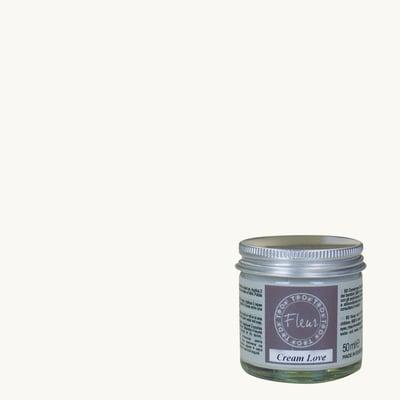 Idropittura traspirante chalk white 50 ml Fleur