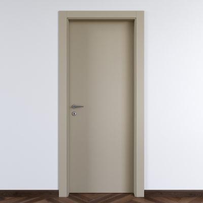 Porta da interno battente Cinder grigio 80 x H 210 cm dx