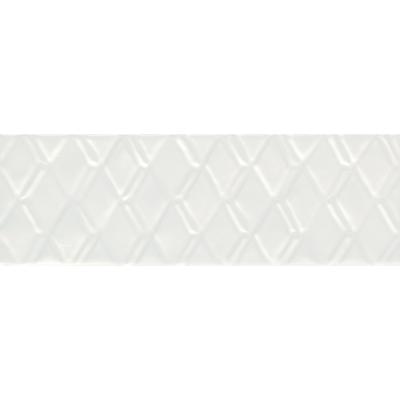 Piastrella Must 10 x 30 cm bianco