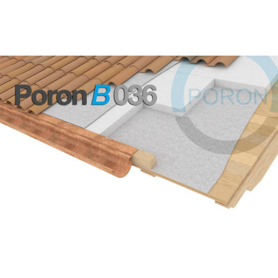 Pannello in EPS L 1 m x H 0,5 m, spessore 14 cm