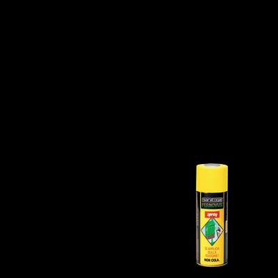 Smalto per ferro antiruggine spray Saratoga Fernovus nero opaco 0,4 L