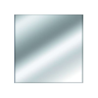 Lastra specchio sintetico grigio 500 x 500 mm spessore 2 for Pellicola specchio leroy merlin