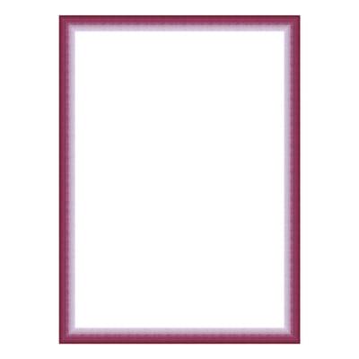 Cornice Bicolor rosa 50 x 70 cm