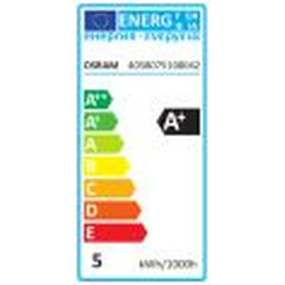 Lampadina LED Osram E14 =40W colpo di vento luce naturale 300°