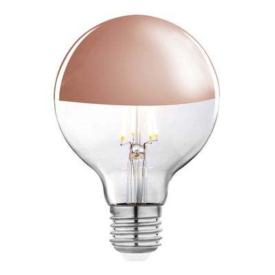 Lampadina decorativa Lexman E27 =48W globo 360°