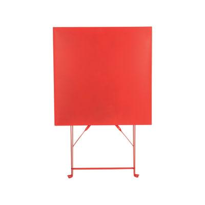 Tavolo pieghevole color 60 x 60 cm rosso prezzi e offerte - Tavolo pieghevole leroy merlin ...