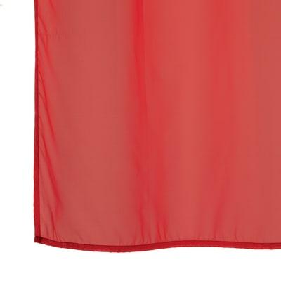 Tenda Essential rosso 140 x 280 cm