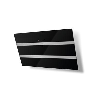 Cappa arredo muro verticale Faber Steelmax BK/X A80