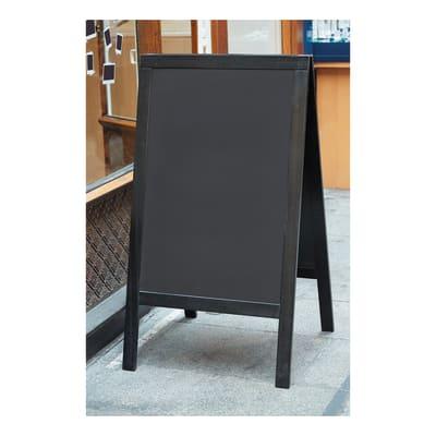 Lavagna Duplo nero 70 x 120 cm