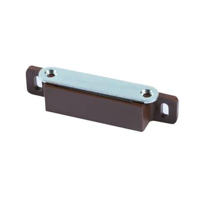 Chiusura magnetica per sportelli marrone 87 x 18 x 15 mm prezzi e ... 59c3ffd7ef84