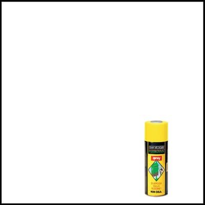 Smalto per ferro antiruggine spray Saratoga Fernovus bianco brillante 0,4 L
