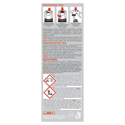 Trattamento Antimuffa Spray Z10 0.25 L