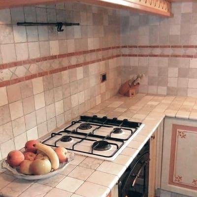 Piastrella marmo botticino 10 x 10 cm avorio prezzi e offerte online leroy merlin - Marmo cucina prezzi ...