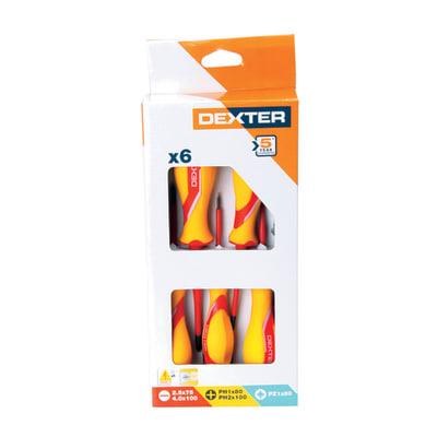 Set giraviti da 6 pezzi Dexter
