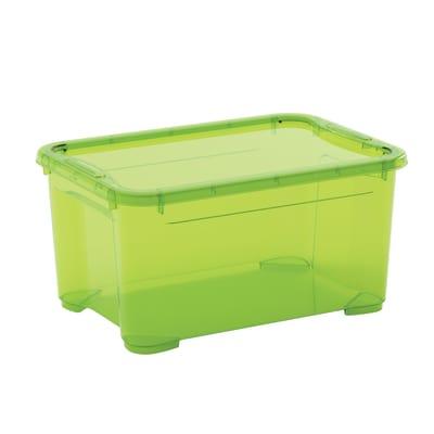 Scatola T Box XS L 38 x P 26,5 x H 19 cm verde