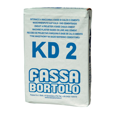 Intonaco KD2 Fassa Bortolo 25 kg