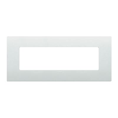 Placca 7 moduli Vimar Arké bianco