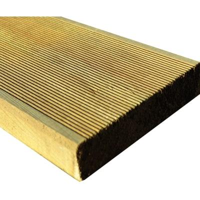 Listone pino 240 x 12 cm x 28 mm prezzi e offerte online for Bricoman erba sintetica