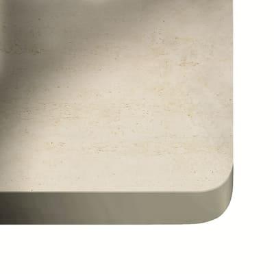 Piano cucina su misura ultra compatto Danae 3 cm