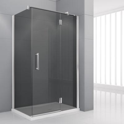 Porta doccia battente modulo 116 5 119 5 h 195 cm for Porta doccia a libro leroy merlin