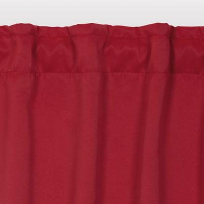 Tenda Stopfreddo rosso 140 x 280 cm