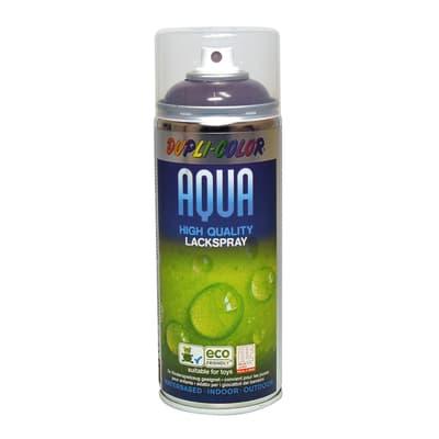 Smalto spray Aqua marrone cioccolato RAL 8017 Lucido 350 ml