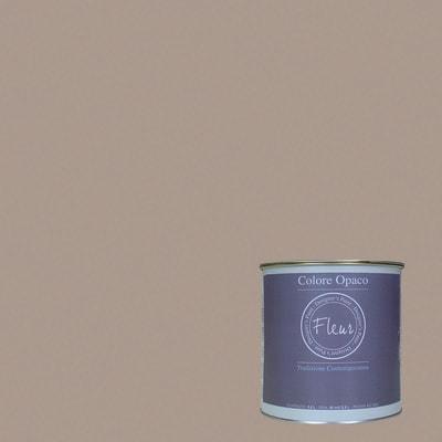 Idropittura traspirante james taupe 2,5 L Fleur