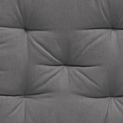 Cuscino Futon Clea Inspire grigio 40 x 40 cm
