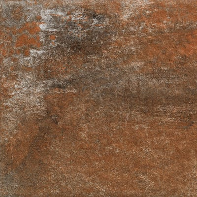 Piastrella Dolmen 15 x 15 cm rosso