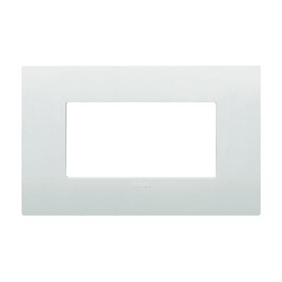 Placca 4 moduli Vimar Arké bianco
