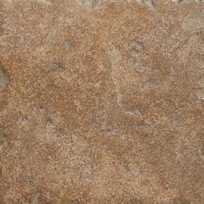 Piastrella Perù 10 x 10 cm marrone