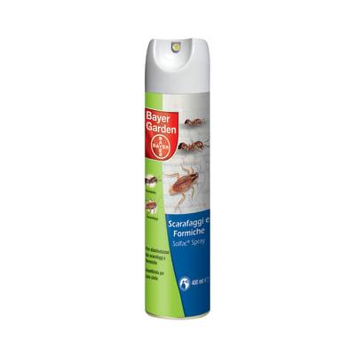 Insetticida solfac spray bayer 400 ml prezzi e offerte for Spray sanificante per condizionatori leroy merlin
