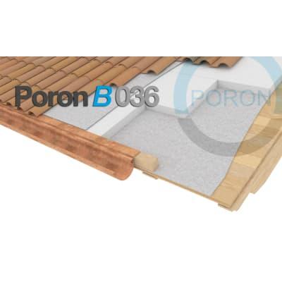 Pannello in EPS L 1 m x H 0,5 m, spessore 80 mm