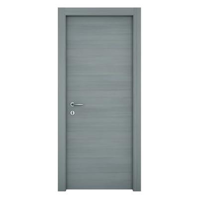 Porta da interno battente Resort Larice Ghiaccio 60 x H 210 cm reversibile