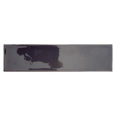 Piastrella Artistic 7,5 x 30 cm antracite