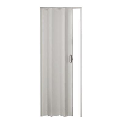 Porta a soffietto Basic bianco L 83 x H 214 cm