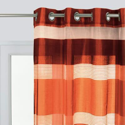 Tenda Stripe arancione 140 x 280 cm