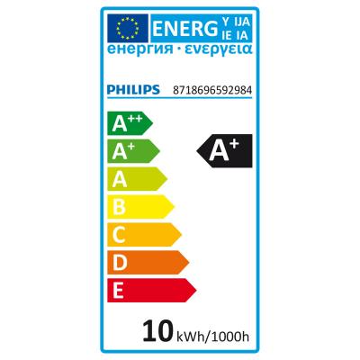 Lampadina smart LED Philips Hue E27 =60W goccia multicolore (RGB) 200°