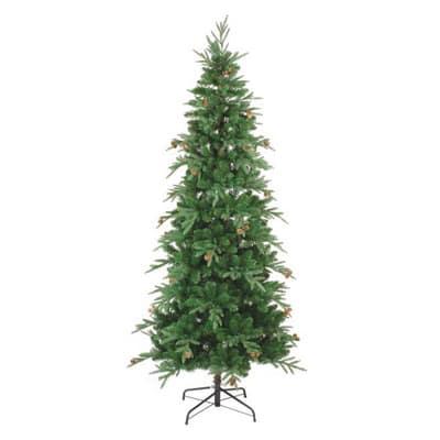 Albero di Natale artificiale Slim Forest H 180 cm
