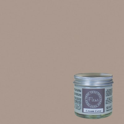 Idropittura traspirante james taupe 50 ml Fleur